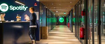 Spotify обмисля приемането на Биткойн – Cryptalaxy