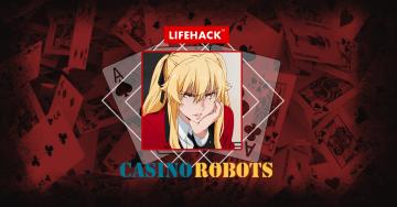 Casino Robots разкриват най-доброто хазартно аниме!