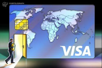 Симплекс си партнира с Виза за издаване на крипто дебитни карти – Cryptalaxy