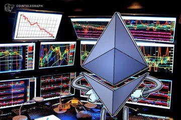Борсите изчерпват резервите от ETH, които намаляха с 27% за 48 часа – Cryptalaxy