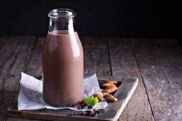 Заредете се след тренировка с …. шоколадово мляко!