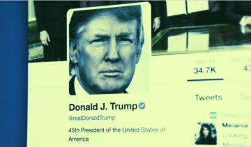 Туитър окончателно спира акаунта на Доналд Тръмп – Cryptalaxy