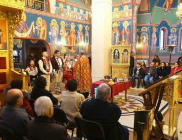 """Църковен брак в прекрасния храм в кв. Лозенец """"Въздвижение"""""""