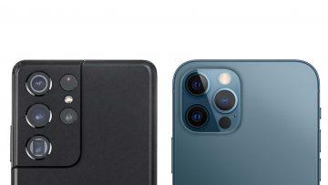 Новият Samsung Galaxy S21 или iPhone 12 – какво да изберем