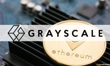 Grayscale добави ETH на стойност 93 милиона долара за 24 часа, най-високият приток през 2021 година – Cryptalaxy
