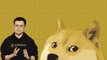 27% от всички Dogecoin (DOGE) се държат от един адрес – Чанпенг Жао – Cryptalaxy