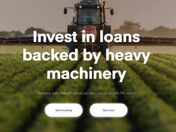 HeavyFinance – финтех за земеделско финансиране в България🚜