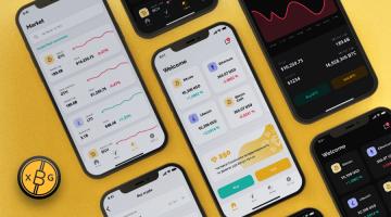 Следи пазара в реално време с първото българско приложение за крипто търговия – Cryptalaxy