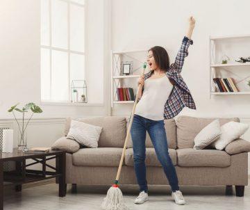 Основно почистване на дома (съвети от професионалисти) – Казанлък