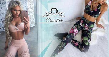 Модерни през 2021 година със спортни облекла от Creative | Женски свят