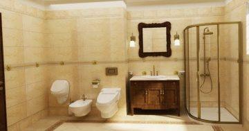 Колко е трудно да изберем обзавеждането за банята?