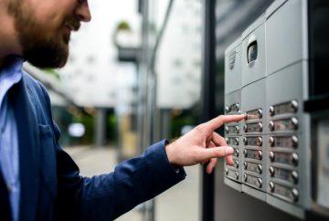 Контрол на достъп за бизнес сгради | Официалният сайт на Велико Търново
