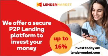 2% кешбек за всички инвеститори в Lendermarket + още 1% за новите
