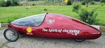 Електрически автомобил, вдъхновен от Долината на розите, създадоха казанлъшки ученици