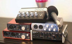 За какво служи аудио интерфейсът?