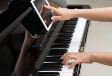 Въпросът за времето при учене на пиано