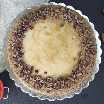 Амарето торта с вишни ▷ Raw Cakes – Сурови торти