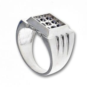 Мъжки сребърни пръстени на топ цени – MySilver.bg