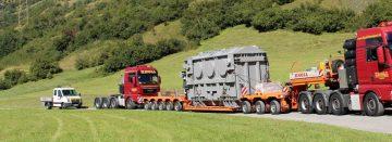 Транспорт на извънгабаритни товари – Cargo Planet