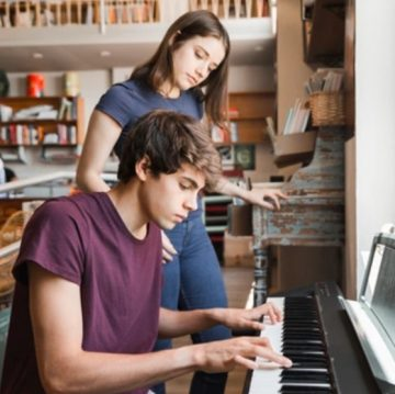 Научете се да свирите на пиано – поставете реалистични цели