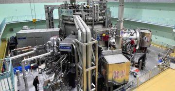 """Китайски реактор """"Изкуствено Слънце"""" достигна рекорд от 120 милиона °C"""