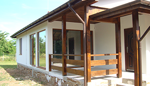 Сглобяеми къщи Грудеви – Дървени сглобяеми къщи
