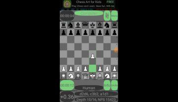 Шах Двигател Багатур – Изкуствен Интелект за Шах