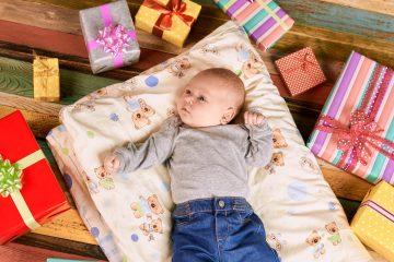 Няколко прекрасни идеи за дарък за бебе