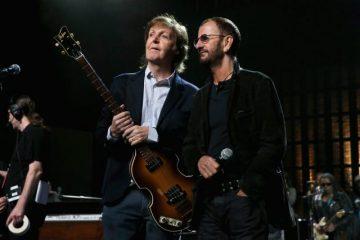 Когато Ринго заряза Бийтълс и Пол е трябвало да свири на барабани   Sutrin.com